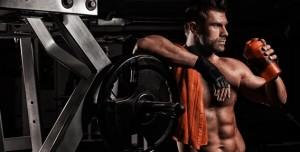 Упражнения для похудения живота и боков в тренажерном зале для мужчин