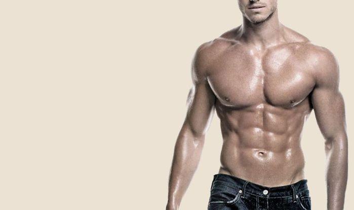 Упражнения для похудения живота и боков для мужчин в домашних условиях