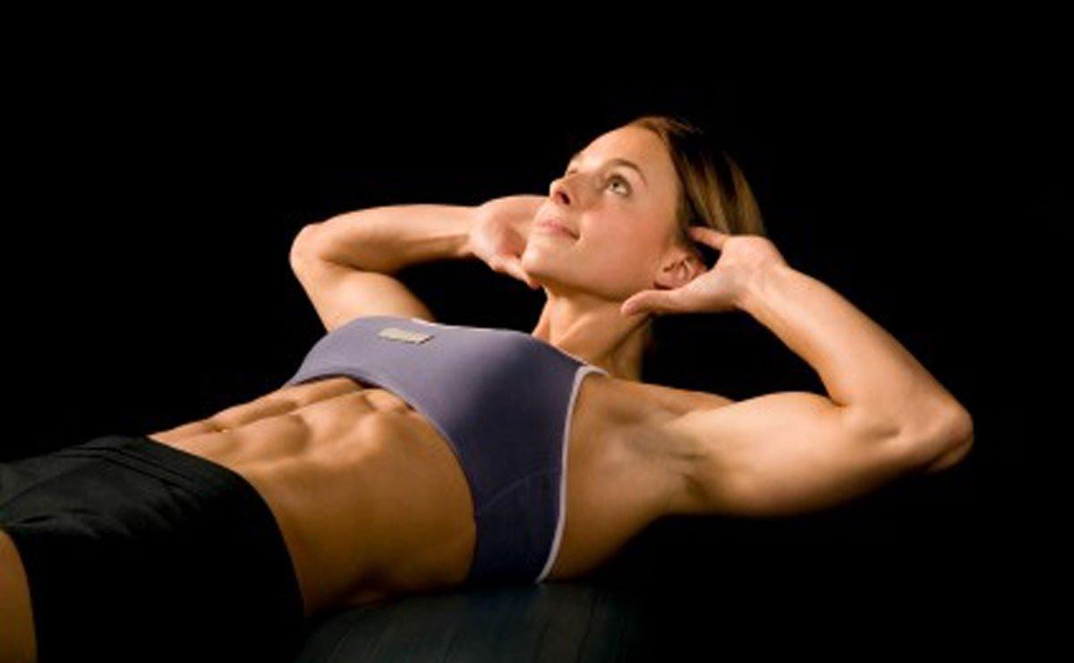 упражнения для похудения живота и боков для женщин в домашних условиях