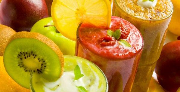 Смузи для похудения и здоровья